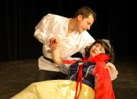 Blanche Neige et son Prince